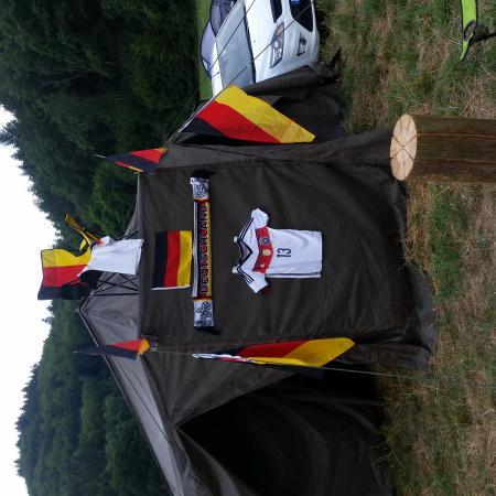 Unser Zelt ;-)